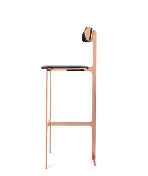 """NEW YORK DESIGN WEEK 2014: Part II - Park Place Stool – / Tabouret """"Park Lane"""", sélectionné à la New York Design Week 2014 #copper #cuivre, #rame, #kupfer, #cobre"""