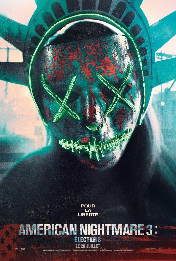 American Nightmare 3 dans les salles françaises le 22 juillet prochain.