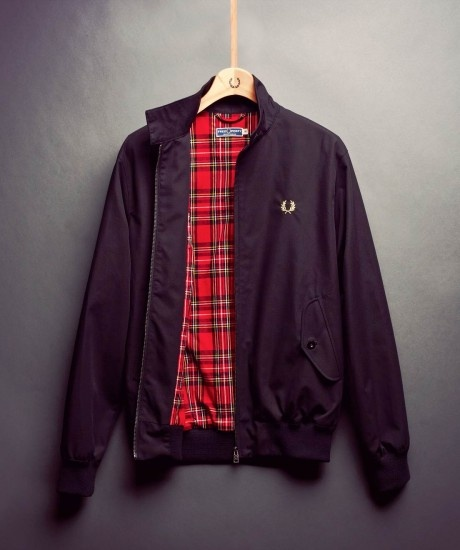 Fred Perry - Harrington Jacket... I have wanteed one of these for years and I think i'm going to treat my self to one this winter