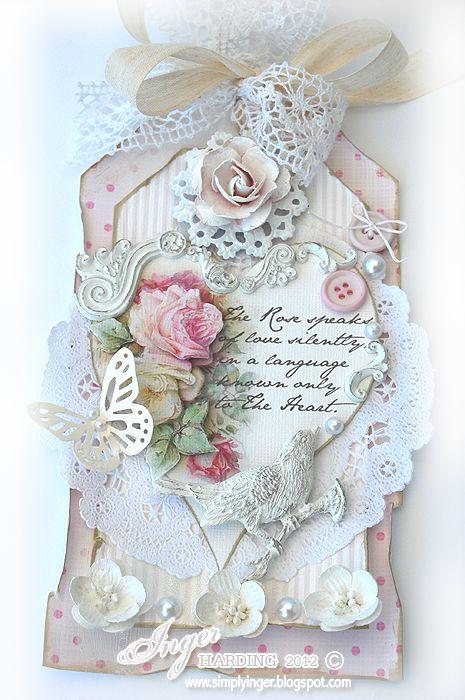 Inger Harding: A Rose . .