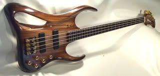 Weird Bass Guitars | Weird Bass Guitars - Part 2