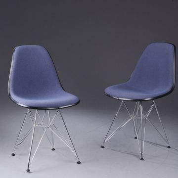 Vitra Eames Chair DSR Hopsack #vintage #interior #chairs #eames #vitra #dsr #hopsack