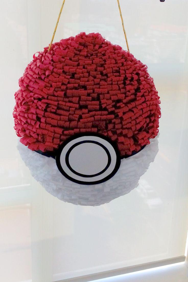 Pokemon ball  Piñata