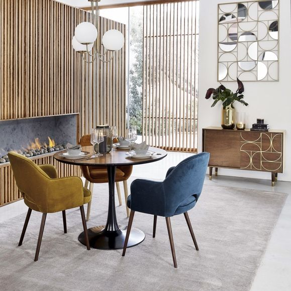 Muebles Y Decoracion De Interior Estilo Vintage Maisons Du Monde Living Room Mirrors Art Deco Living Room Furniture