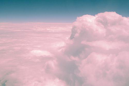 Background Cotton Cloud