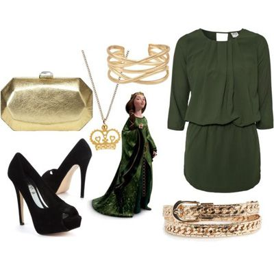 How To Dress Like Brave Characters, Polyvore Outfit Ideas | Gurl.com