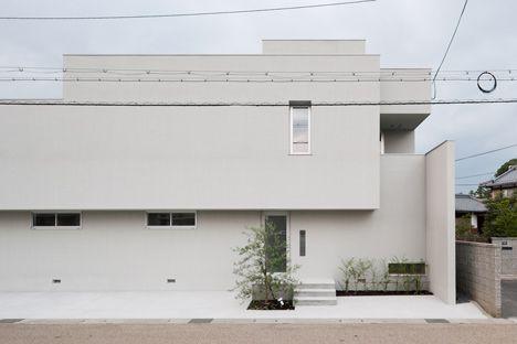 house of reticence / FORM / Kouichi Kimura Architects: Formkouichi Kimura, Dfhousing Ideas, Facade, Contemporary Houses, Form Kouichi Kimura, Dream Houses, Kimura Architects, Amazing Architecture, Reticence