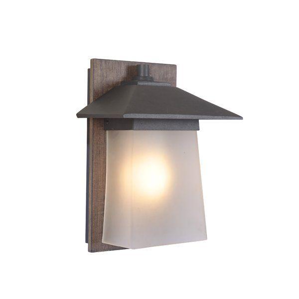 Terrace 1-Light Outdoor Sconce