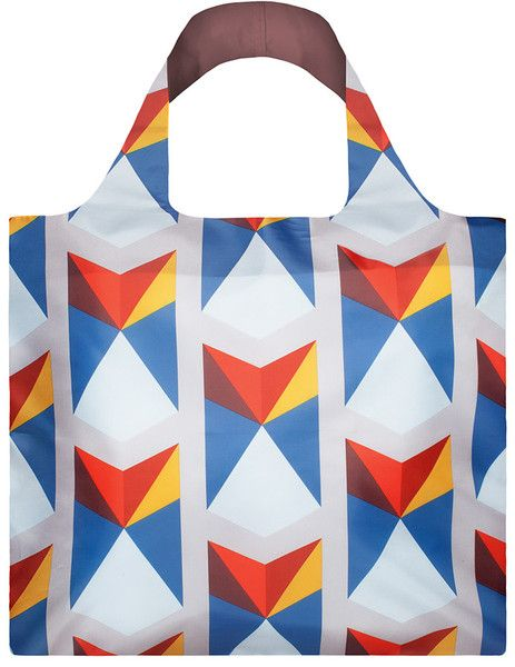 Bag Geo Triangles | Unique Reusable Bag from PIQ
