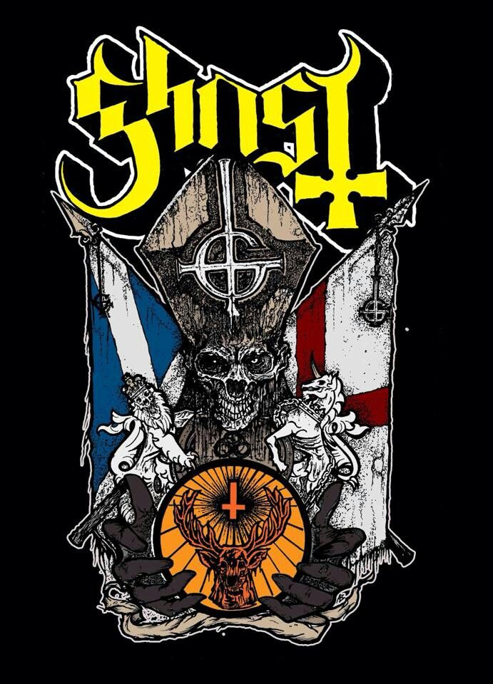 65 Best Ghost Bc Images On Pinterest Band Ghost Ghost Bc And