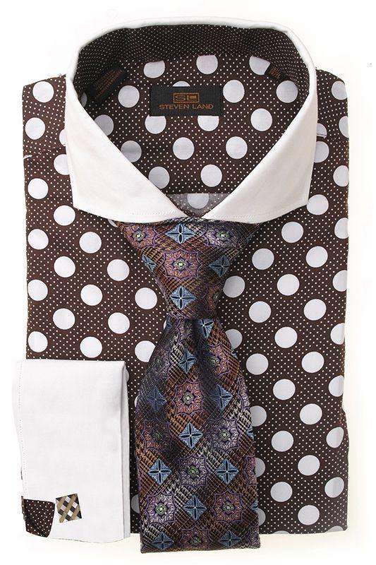 Cutaway Collar Cufflink Wishful Suits And Ties W Shoes