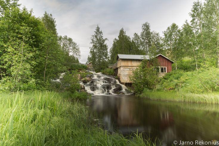 https://flic.kr/s/aHskbsXHsS | Kalmakurjenkoski (Kalmakurki Rapids)
