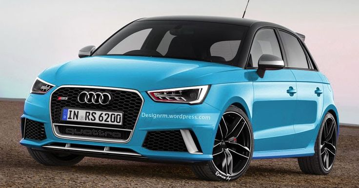 Audi RS1 Could Be Coming To 2017 Geneva Motor Show #Audi #Audi_A1
