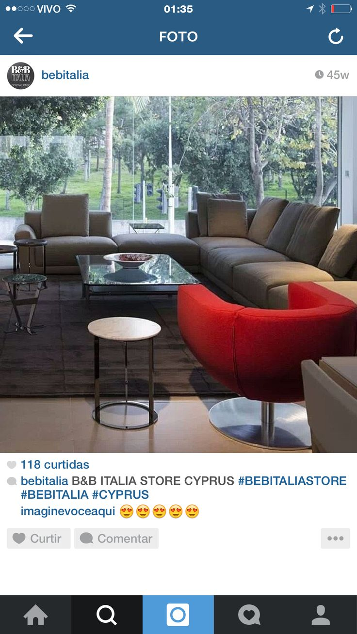 Bu0026b Italia, Cyprus, Showroom, Nyc, Live