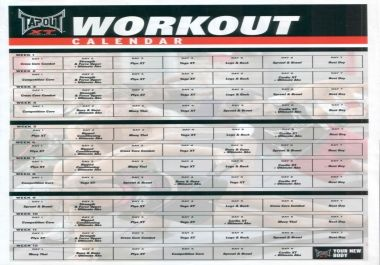 give you a TapOut XT upper body workout