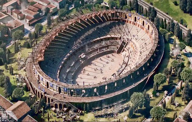 Pompeii Movie Review