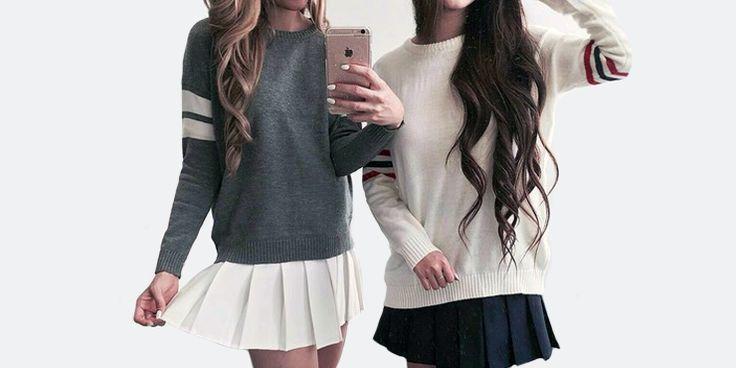 17 Outfits universitarios para que tu crush se fije en ti