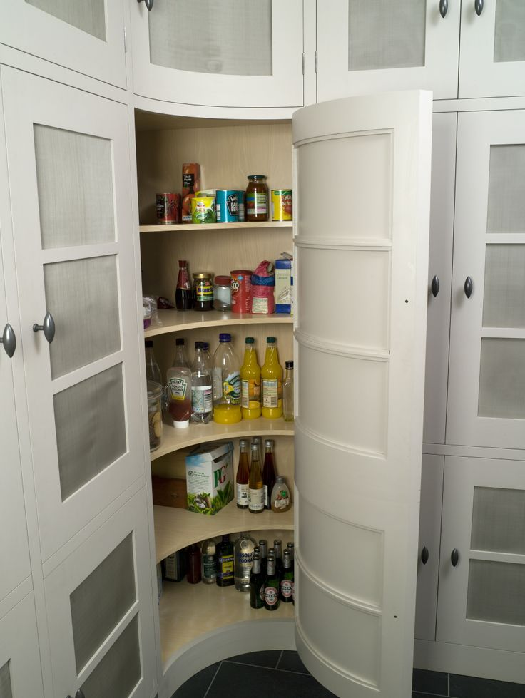 deceptively large corner larder cupboard larder cupboards pinterest cupboards and larder. Black Bedroom Furniture Sets. Home Design Ideas