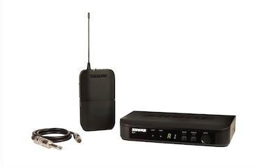 Shure Unveils BLX Wireless Systems
