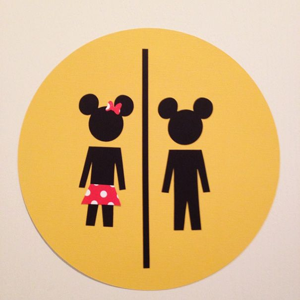 Bathroom Signs Pinterest 37 best wc images on pinterest | bathroom signs, toilet signs and