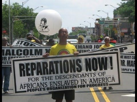Reparations For Slavery Is A Logistically Absurd Idea In 2017