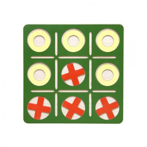 Will we play noughts and crosses?