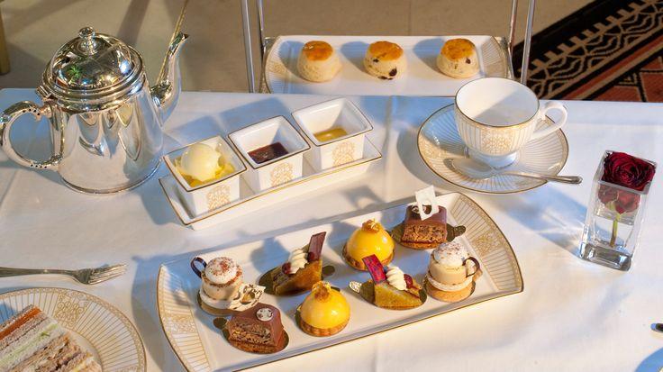 Afternoon Tea In London, Afternoon High Tea Menu - Landmark London- for gluten-free tea