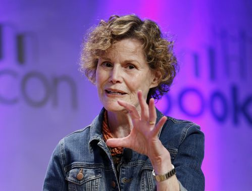 Associated Press                  10:03 a.m. ET April 6, 2017                 Judy Blume, whose books have helped tweens cope for over four decades, will receive a lifetime achievement award from the American Academy of Arts and Letters.(Photo: Kathy Willens, AP)      NEW YORK —... http://usa.swengen.com/judy-blume-to-receive-lifetime-achievement-award/