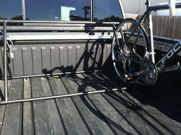 25 Best Ideas About Truck Bed Bike Rack On Pinterest