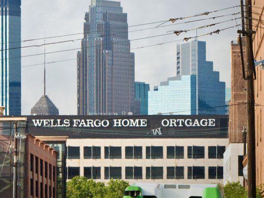 mortgage wells fargo