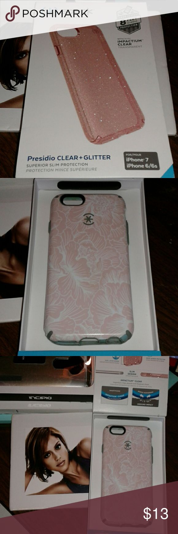 Speck Superior Slim Protection Gently used iPhone 7/iPhone 6/6s Case. Accessories Phone Cases
