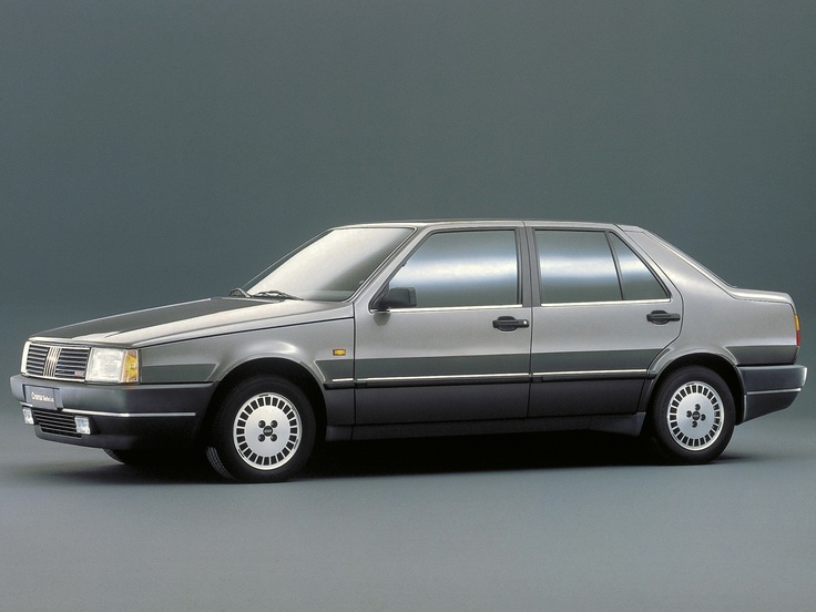For Fiat Croma, I think 1987 version is the best.