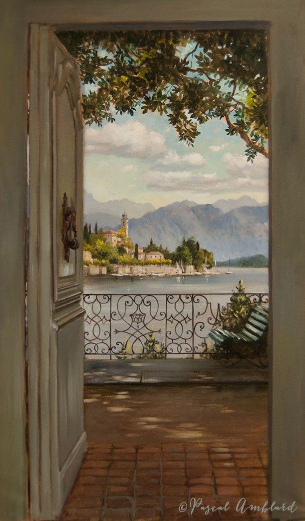 The Ornamentalist: Pascal Amblard- summer painting classes in San Francisco