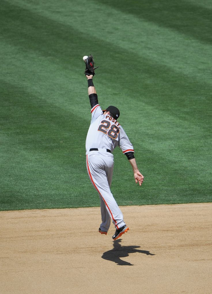 Buster Posey - San Francisco Giants v San Diego Padres