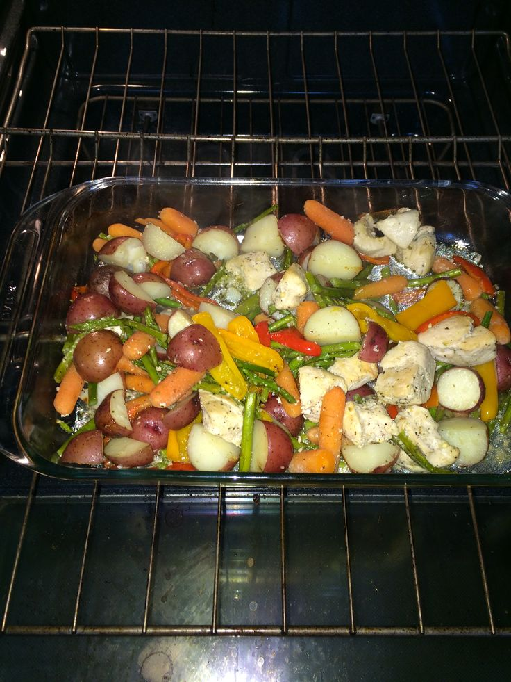 This is a clean recipe that I got from a fellow beachbody coach. It is a super simple and super yummy chicken bake. It takes about 15 minutes to prep and 45 minutes to bake. Score! >Lose Up to 5...