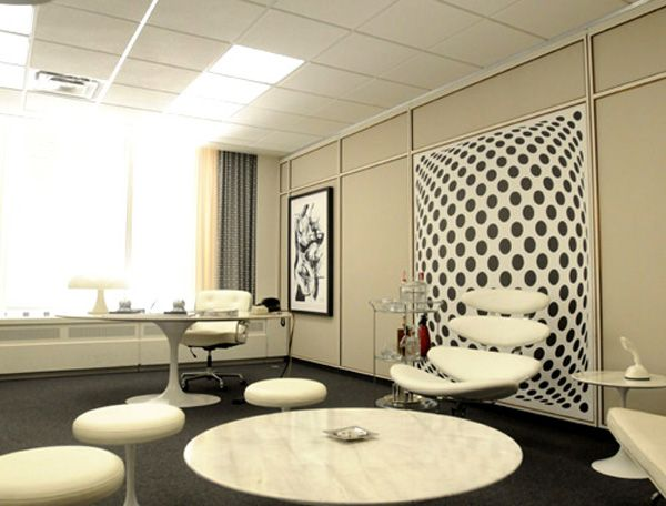 Worlds Most Famous Male Interior Designers: 7 Best The Most Stylish 'Mad Men' Interiors Images On