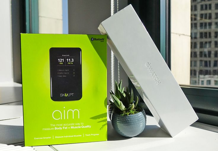 Engadget giveaway: Win an Apple Watch Sport and Aim fitness tracker courtesy of Skulpt! #giveaway #applewatch #gifts