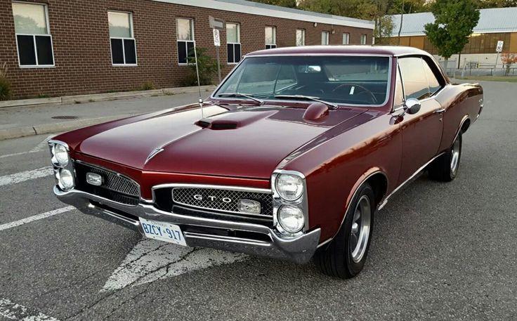 '67 GTO!!!