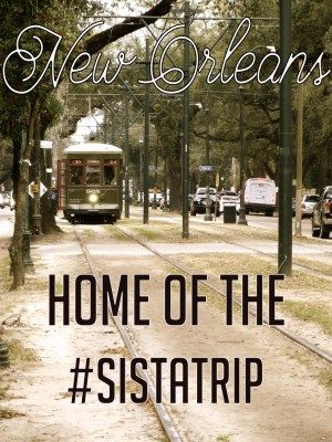 Travelling with family can be amazing, but can also be fraught with bickering. My sister and I didn't know what to expect for our New Orleans #sistatrip...