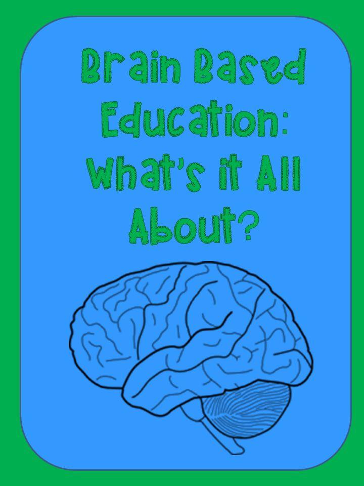 15 Best Brain Based Learning Images On Pinterest Brain Based