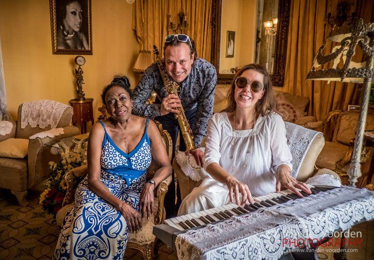 2016 Mexiko & Kuba Rundreise: Stadtrundfahrt und Opernsängerin Yolanda