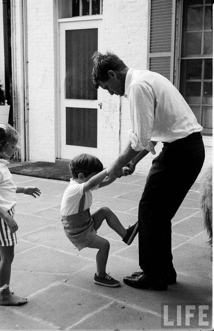 Robert Kennedy Date taken: 1964 Photographer: George Silk