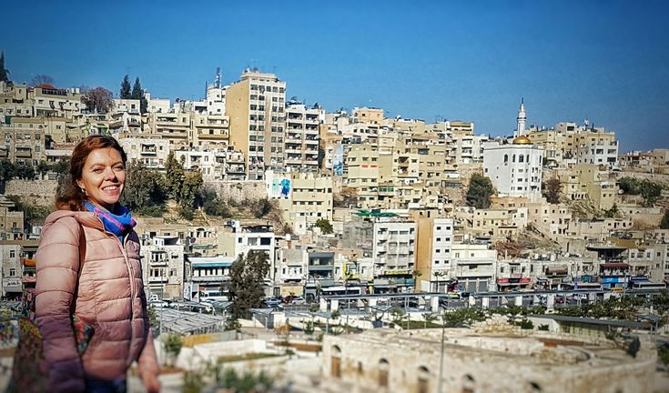 Royal Jordanian free layover in Amman