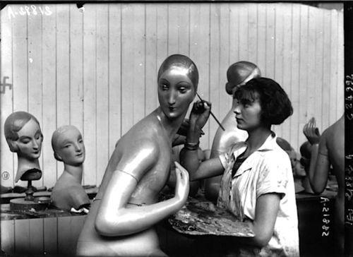 pierre iman mannequins 1925 - Google Search