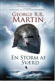 En storm af sværd af George R R Martin, ISBN 9788702118254