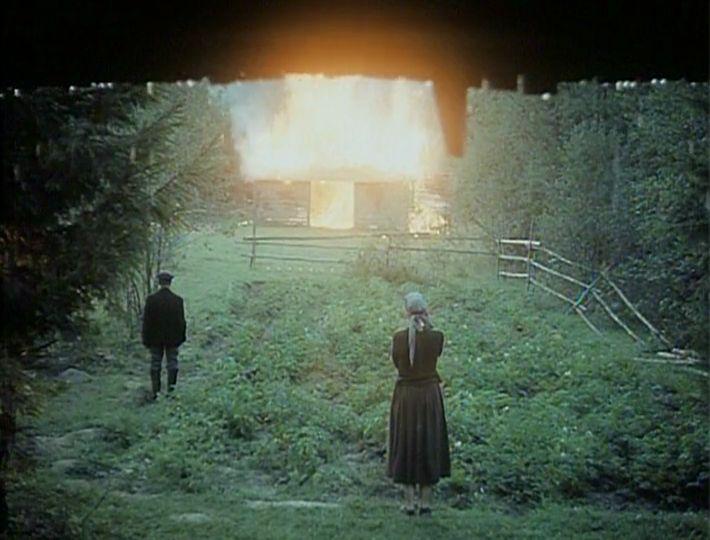 Zerkalo   The Mirror (1975) - Andrei Tarkovsky   DoP: Georgi Rerberg