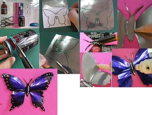 Что и как можно сделать из алюминиевых банок