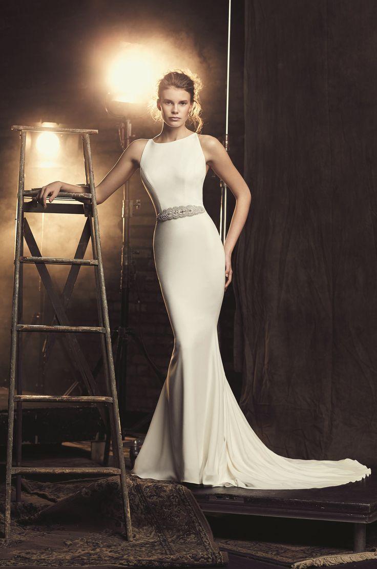 29 best Mikaella Bridal images on Pinterest | Short wedding gowns ...