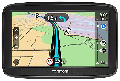 TomTom Start 52 5-inch Sat Nav with UK Maps and Lifetime Map Updates TomTom START 52 UK IN 1AA501300 Navigation GPS Devices (Barcode EAN = 0636926081481). http://www.comparestoreprices.co.uk/december-2016-4/tomtom-start-52-5-inch-sat-nav-with-uk-maps-and-lifetime-map-updates.asp