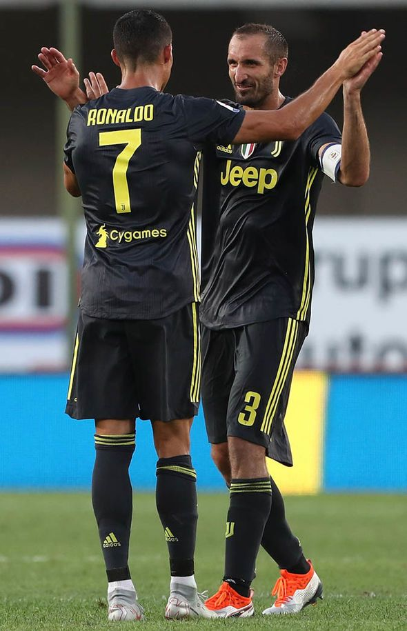 Cristiano Ronaldo Has Made One Juventus Player Want To Copy Him
